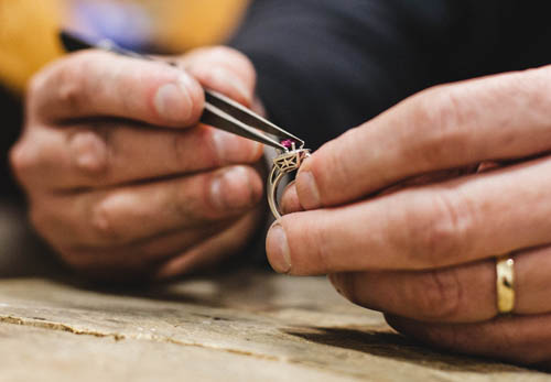 fabrication-reparation-bijoux - rachat d'or Reims